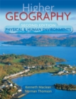 Image for Higher geography  : physical & human environments