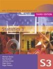 Image for Statistics 3