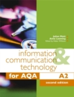 Image for Information & communication technology for AQA A2 level