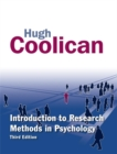 Image for Introduction to research methods in psychology