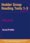 Image for Hodder Group Reading Tests (HGRT) II: 1-3 Scorer/Profiler CD-ROM