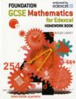 Image for Edexcel GCSE Maths : Edexcel Gcse Maths Foundation Homework Book Foundation Homework Book