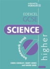 Image for Edexcel GCSE ScienceHigher,: Homework book : Homework Book