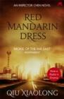 Image for Red mandarin dress