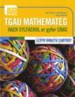 Image for WJEC GCSE Mathematics Foundation Homework Book : Llyfr Gwaith Cartref