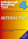 Image for Edinburgh Reading Test Interactive (ERTi) 4 Network CD-ROM