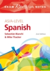 Image for AS/A-level Spanish