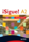 Image for Sigue A2 : Teacher's Resource Book