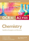 Image for OCR (A) A2 chemistryUnit F325,: Equilibria, energetics and elements