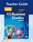 Image for OCR AS Business Studies : Teacher Guide
