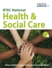 Image for BTEC National in health & social care  : textbook & CD-ROM : Level 3