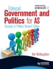 Image for Edexcel government and politics for AS  : success in politics
