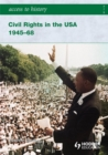 Image for Civil rights in the USA, 1945-68