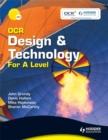 Image for OCR design & technology for A level