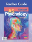 Image for Edexcel AS Psychology Teacher Guide (+ CD)