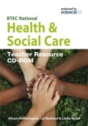 Image for BTEC National Health and Social Care : Teacher Resource