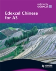 Image for Edexcel Chinese for AS: Student's book