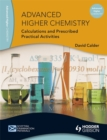 Image for Advanced Higher Chemistry Calculation and PPAs