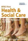 Image for BTEC First Health and Social Care : Teacher Resource
