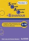 Image for SNAP-B CD-ROM V2 (Special Needs Assessment Profile-Behaviour)