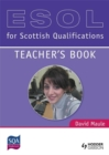 Image for ESOL for Scottish Qualifications: Teacher's Book