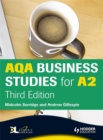 Image for AQA business studies for A2 : Aqa Business Studies for A2. WITH Dynamic Learning Student Edition