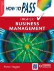 Image for How to Pass Higher Business Management