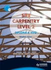 Image for Site carpentry level 2  : diploma & NVQ