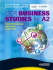 Image for OCR business studies for A2