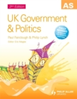 Image for UK government & politics : Textbook
