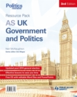 Image for AS UK government and politics: Resource pack