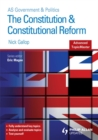 Image for The constitution & constitutional reform advanced topic master