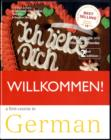 Image for Willkommen!  : a first course in German