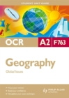 Image for OCR A2 geographyUnit F763,: Global issues : Unit F763