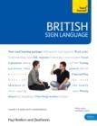 Image for British sign language