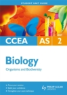 Image for CCEA AS biologyUnit 2,: Organisms and biodiversity
