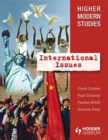 Image for Higher modern studies  : international issues