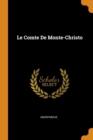 Image for Le Comte de Monte-Christo