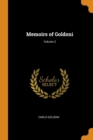 Image for Memoirs of Goldoni; Volume 2