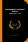 Image for Fundamental Principles of Business : Their Application in Practice