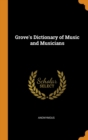Image for Grove's Dictionary of Music and Musicians