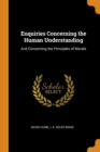 Image for Enquiries Concerning the Human Understanding : And Concerning the Principles of Morals