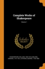 Image for Complete Works of Shakespeare; Volume 1