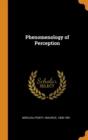 Image for Phenomenology of Perception