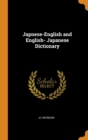 Image for Japnese-English and English- Japanese Dictionary