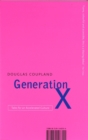 Image for Generation X  : tales for an accelerated culture