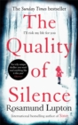 Image for The quality of silence
