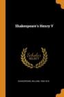 Image for Shakespeare's Henry V