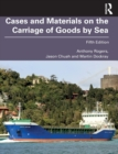 Image for Cases and materials on the carriage of goods by sea