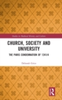 Image for Church, society and university  : the Paris Condemnation of 1241/4